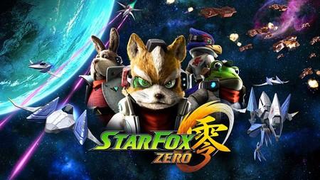 Star Fox Zero W