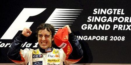 Telecinco se acuerda otra vez de la Fórmula 1