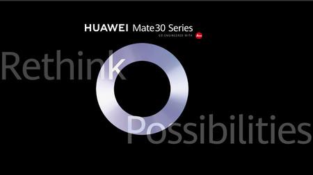 Es oficial: los nuevos Huawei Mate 30 serán presentados el 19 de septiembre en Alemania