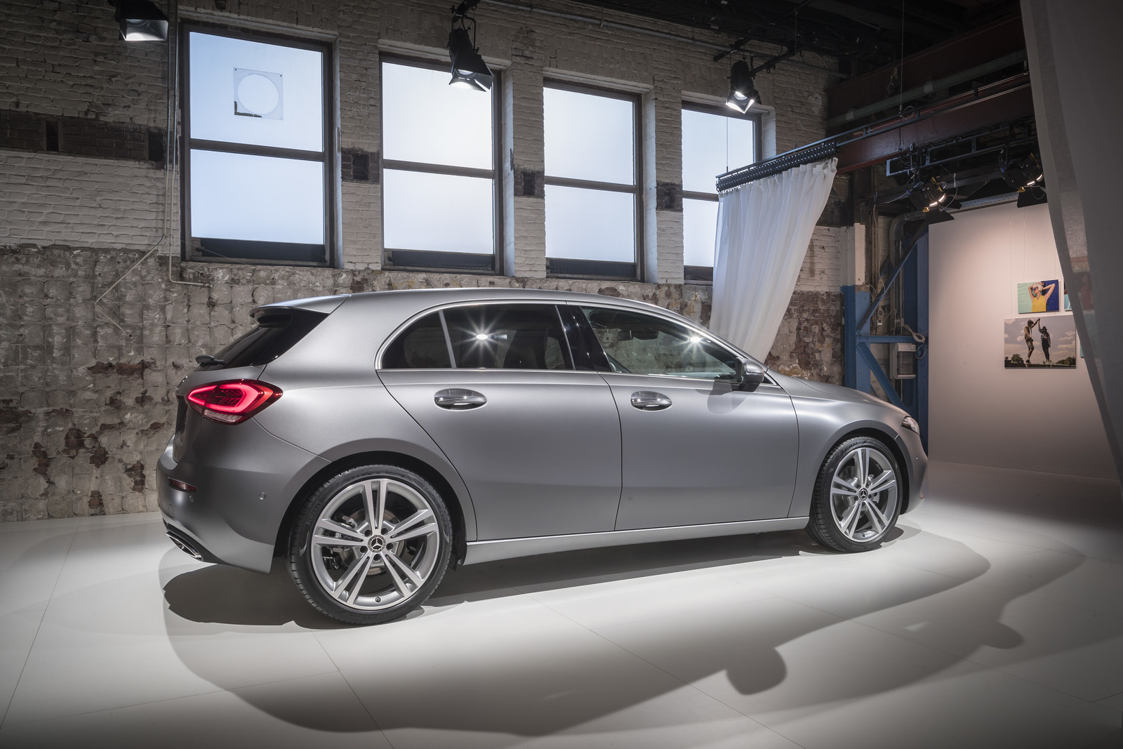 Foto de Mercedes-Benz Clase A 2018 - presentación (12/114)