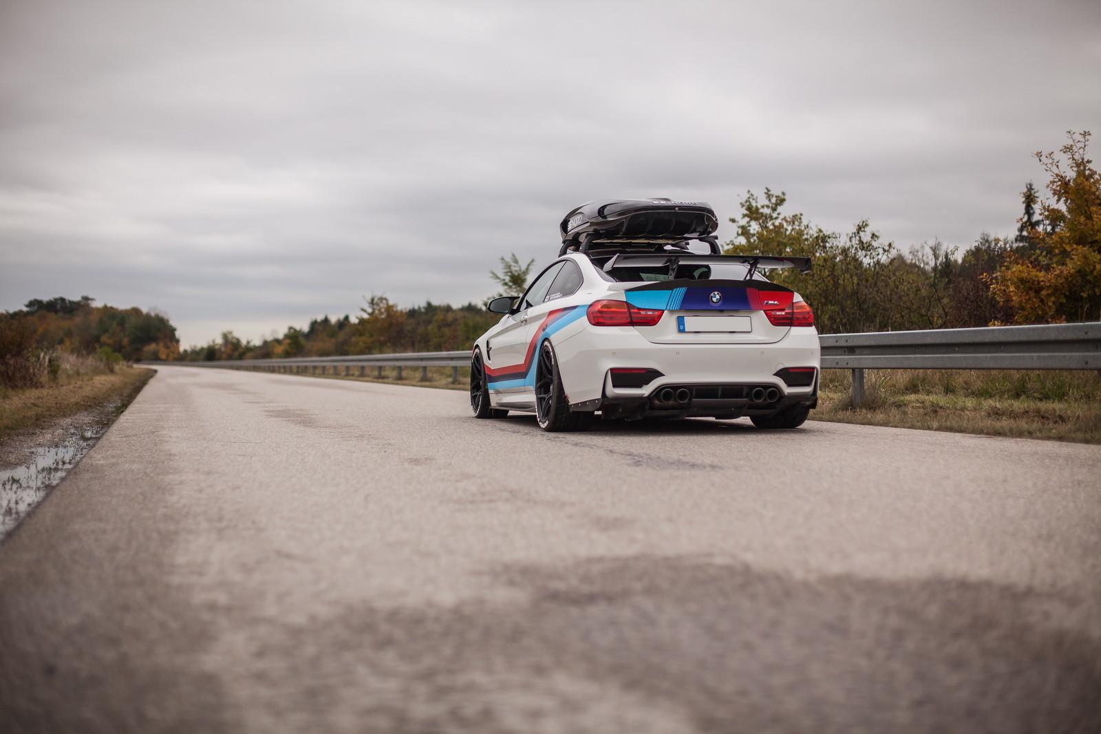Foto de BMW M4R (24/29)