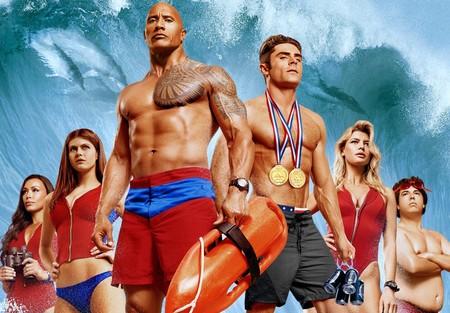 'Baywatch: Los vigilantes de la playa' es muy estúpida, pero a veces funciona