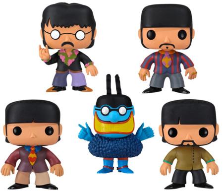 Figuras Pop! de The Beatles de Funko