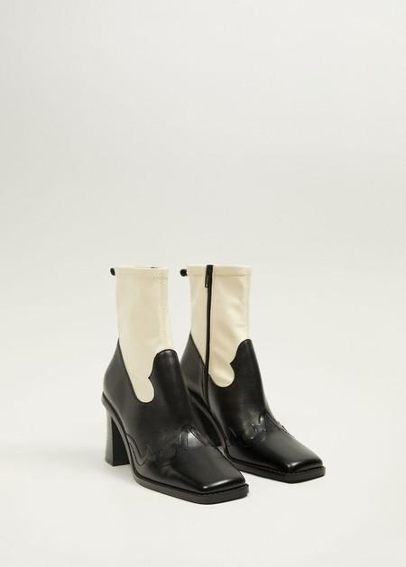 Zapatos Punta Cuadrada 03