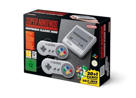 Nintendo anuncia la SNES Classic Edition, con dos mandos y 21 juegos
