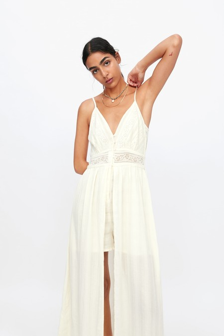 Vestido Mono Rebajas 2020 Zara Verano 11