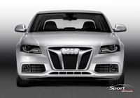 Unos curiosos morritos de Audi