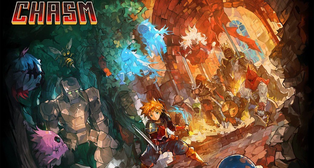 130818 Chasm Review