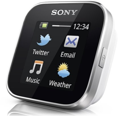 Sony SmartWatch, pasa el control a tu muñeca