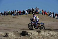 Dakar 2012: Mar de Plata - Santa Rosa de la Pampa, etapa 1
