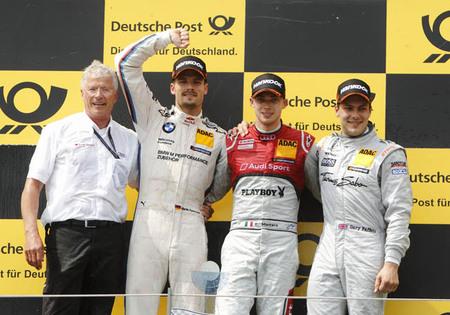 Edoardo Mortara y Audi se estrenan en el Red Bull Ring