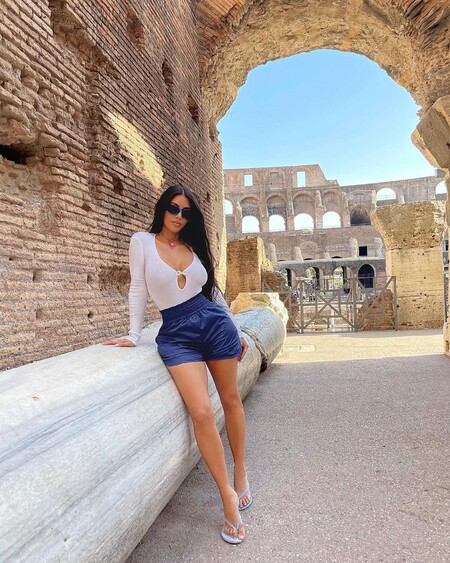 Kim Kardashian Looks Roma 06