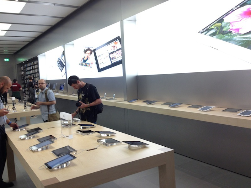 Foto de Apple Store Nueva Condomina (13/100)