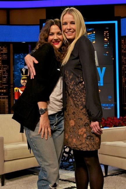 "Regalos rarunos de San Valentín: Drew Barrymore se borra sus seis tatuajes ""por amor"""