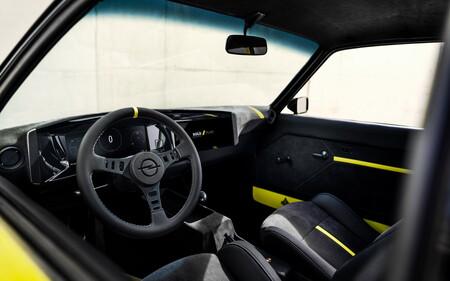 Opel Manta Gse Elektromod 9