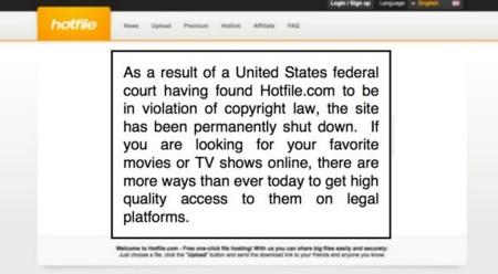 Hotfile echa el cierrre y se lleva consigo los archivos de sus usuarios