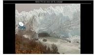 Sigue en vivo el rompimiento del Glaciar Perito Moreno