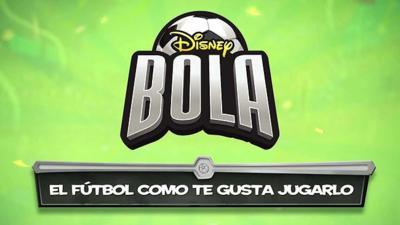Disney Bola para Android, lleva a tu equipo de fútbol a la gloria