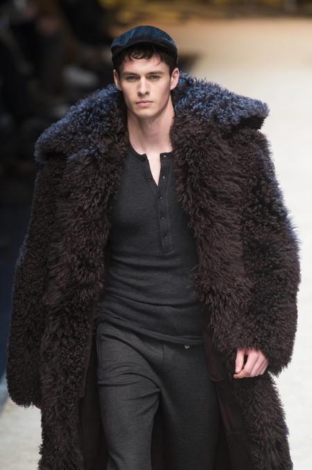Como el mismo Yeti: vestirse de pelo está de moda para Dolce & Gabbana y H&M