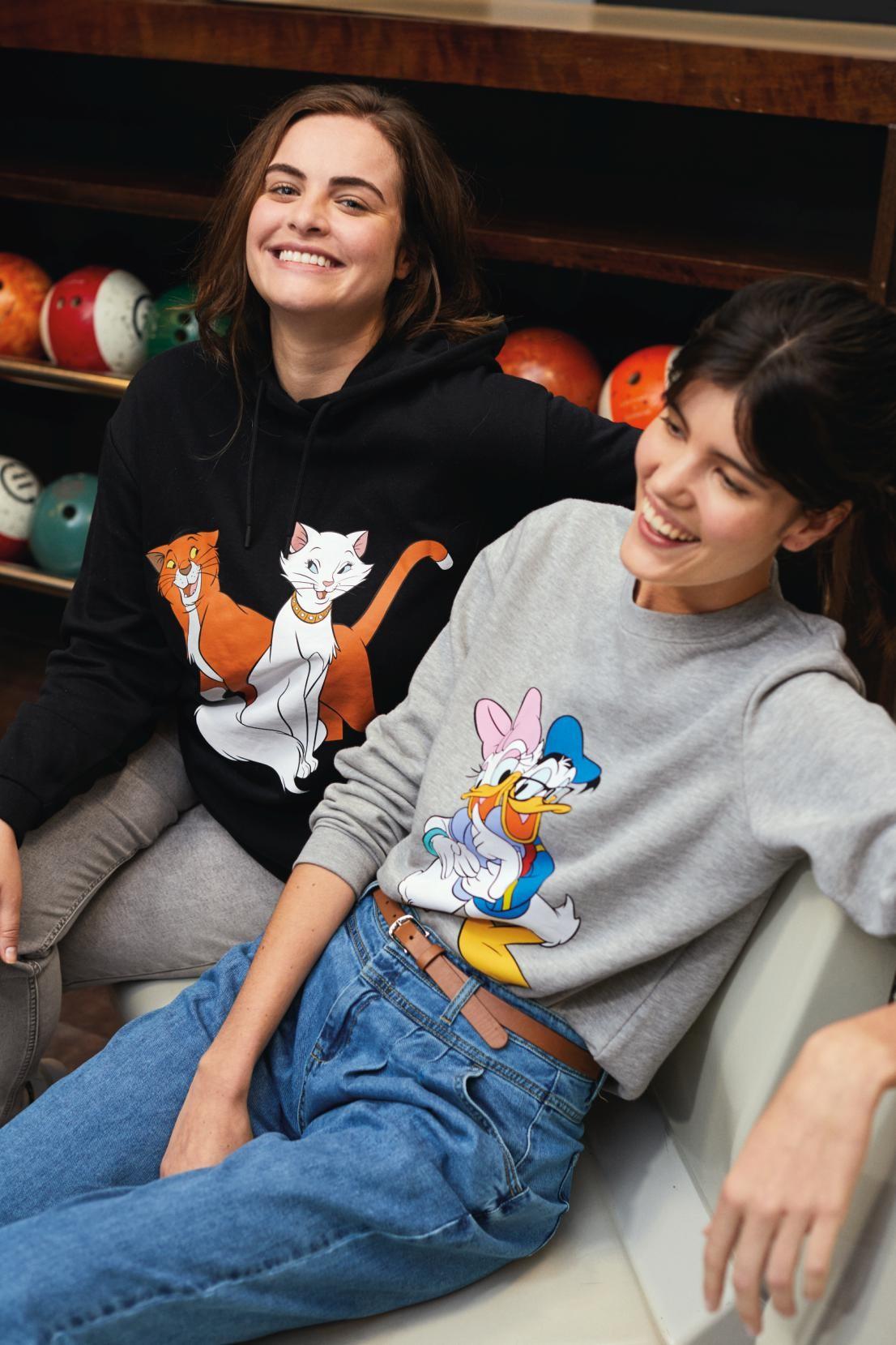 Kiabi Lanza Una Coleccion De 31 Camisetas Y Sudaderas De Tus Personajes Preferidos De Disney Y A Precios Super Low Cost