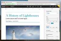 iWork para iCloud recordará nuestras preferencias y el último documento que hemos abierto