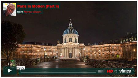 Paris In Motion (Part II), cuando segundas partes fueron buenas