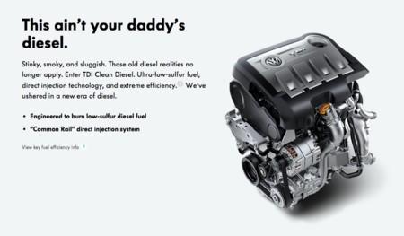 Volkswagen Tdi Clean Diesel Ad