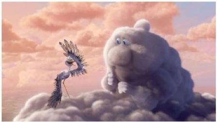 Pixar y Disney: De 'Partly Cloudy' a 'Up', más apuntes sobre la película