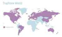 Truphone amplía de 8 a 66 los países de su zona de roaming gratuito