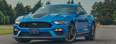 Ford Mustang Mach 1 2021, a prueba: De las pistas a las calles con alma salvaje y algo de modales