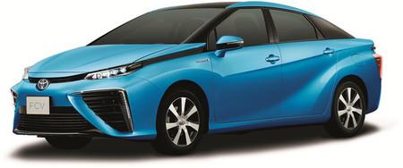 Toyota FCV, este es su aspecto definitivo