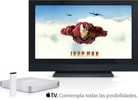 Apple baja de precio el modelo de 160GB del Apple TV y elimina el de 40GB