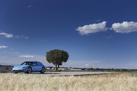 Porsche Taycan Cross Turismo Prueba Contacto 41