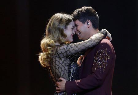 Eurovisión 2018: se cumplen los pronósticos y Amaia opta por este precioso (y poco original) vestido