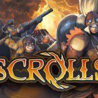 Mojang estrena tráiler de lanzamiento para Scrolls