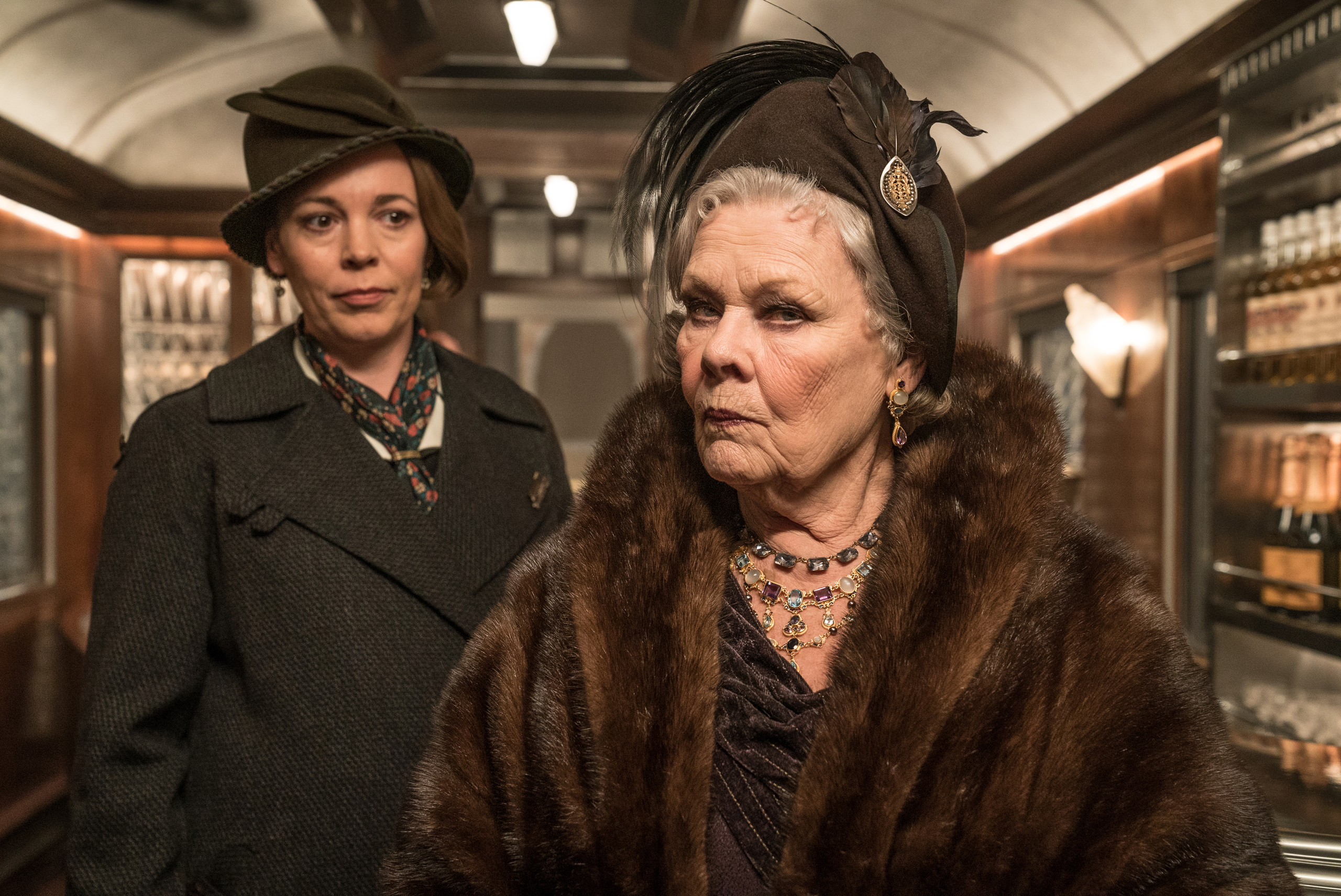 Foto de Vestuario 'Asesinato en el Orient Express' (18/35)