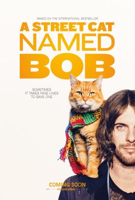 Cartel de A Street Cat Named Bob
