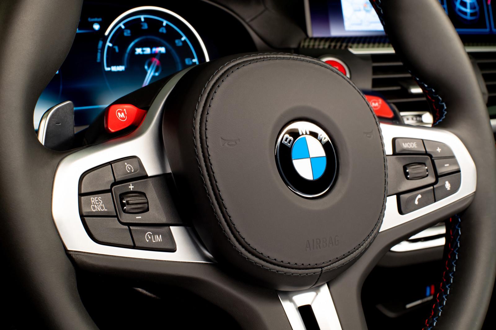 Foto de BMW X3 M 2020 (Presentación) (10/80)