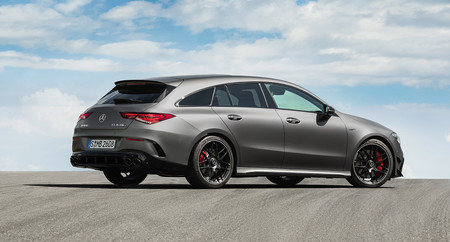 Mercedes-AMG CLA 45 4Matic Shooting Brake 2019