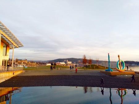 Parque esculturas Oslo