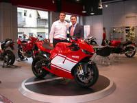 Aspar se pasa a Ducati