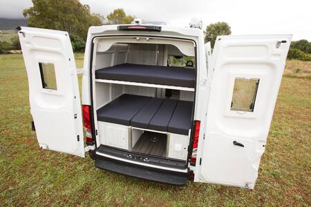 Iveco Daily Camper, una furgoneta camper con bondades de autocaravana