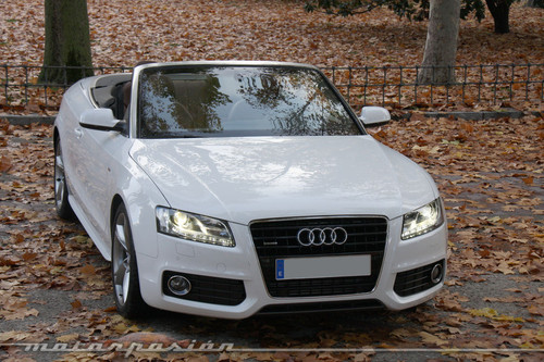 Audi A5 3.0 TDI Cabrio, prueba (parte 3)