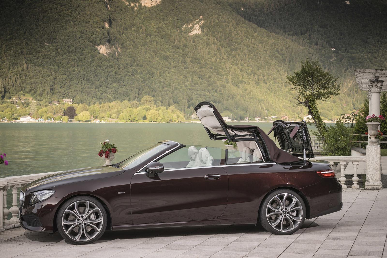 Foto de Mercedes-Benz Clase E Cabrio, toma de contacto (53/156)