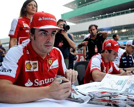 """Fernando Alonso: """"espero que las carreras que quedan sean divertidas"""""""