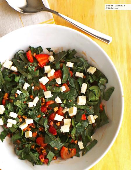Aprovecha al máximo las frutas y verduras de primavera