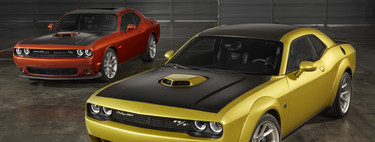 Dodge Challenger 50th Anniversary, nada mejor para celebrar medio siglo de poder en libertad