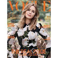 Vogue UK: Emily Blunt