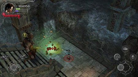 'Lara Croft and the Guardian of Light' ya se encuentra disponible para iPad, iPhone y iPod Touch