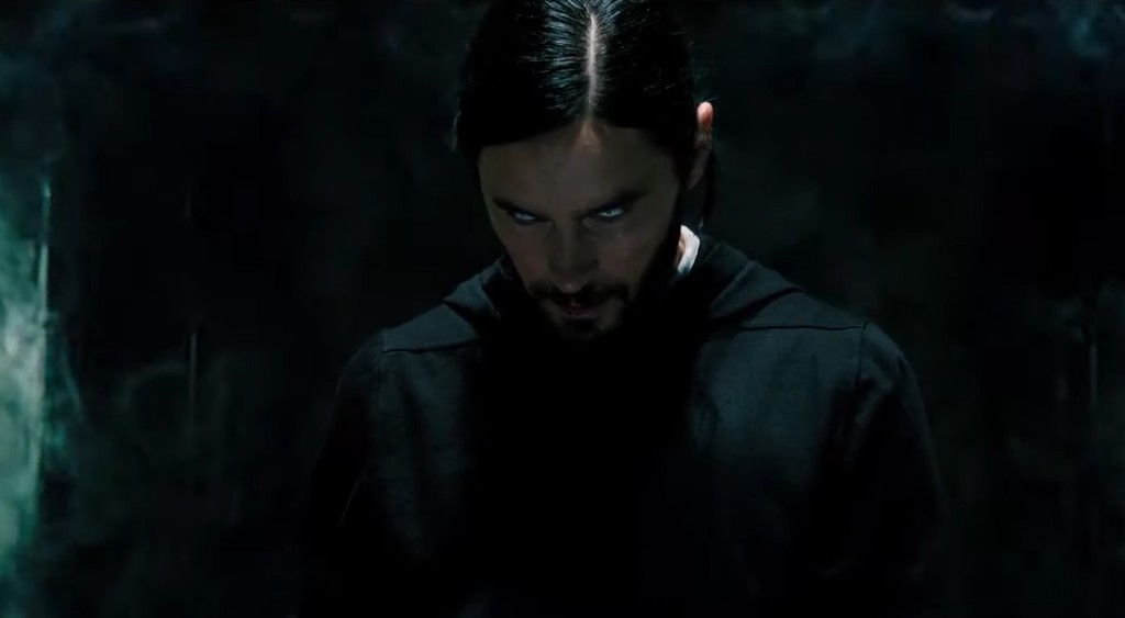 El trailer de 'Morbius', nuevo spin-off de 'Spider-Man', muestra a Jared Leto convertido en terrorífico vampiro